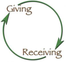 Giving and Recieving