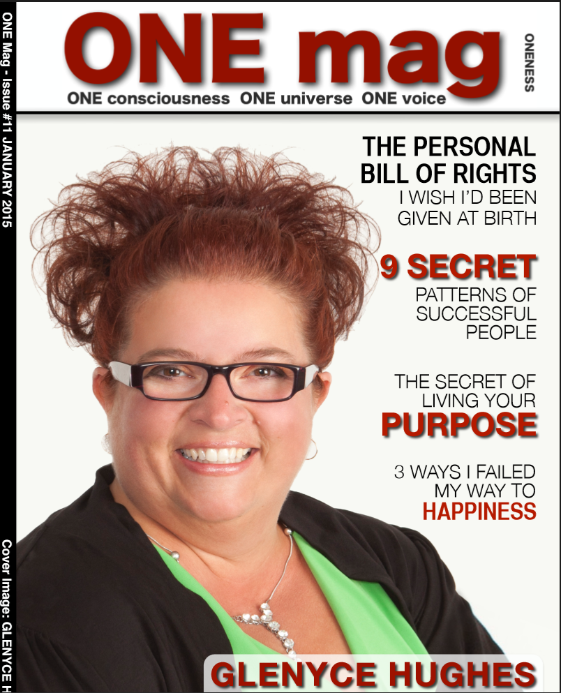 ONE mag - January 2015 Issue - Page 1