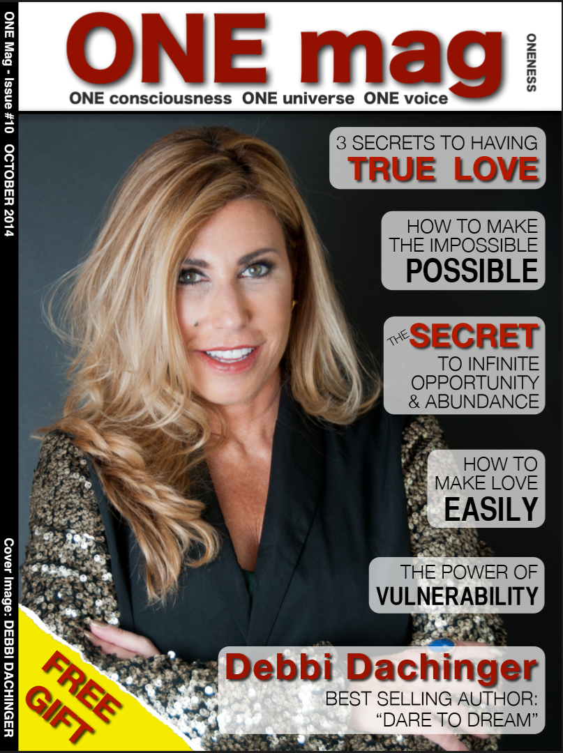 ONE mag - October 2014 Issue - Page 1